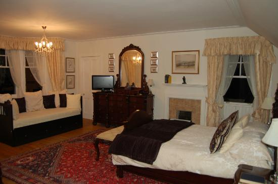 Balmuirfield House Bed and Breakfast: Bedroom