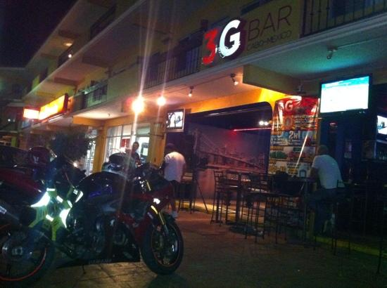 3G Bar Cabo Mexico: 3G Bar