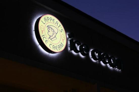 Lappert's Ice Cream: Lappert's San Diego
