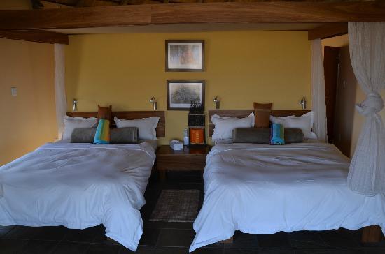 Schlafzimmer Junior Suite Onjala Lodge