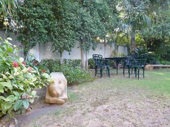 บาร์วารา โคธี: beautiful garden