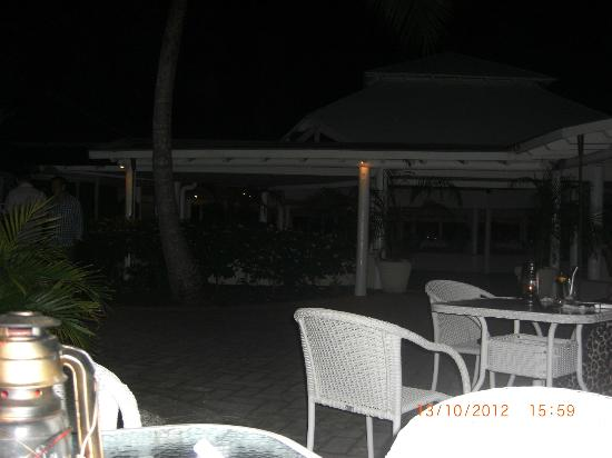 The Club, Barbados Resort and Spa: Sunset bar & Resturant