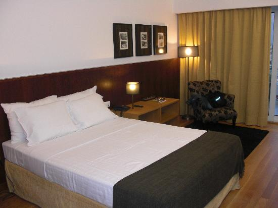 Hotel do Sado Business & Nature: Habitación doble