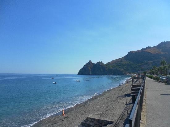Camping La Focetta Sicula: sant alessio sicula 