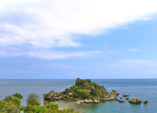 Camping La Focetta Sicula: isola bella !