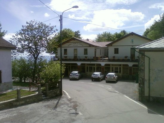 Cabella Ligure, Italy: Foto albergo nella media stagione