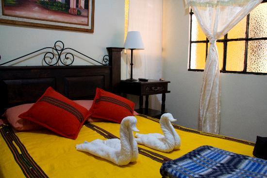 Hotel Posada San Vicente: Mi habitacion