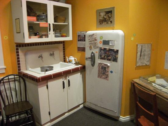 Museum of Vancouver: Hippy Kitchen