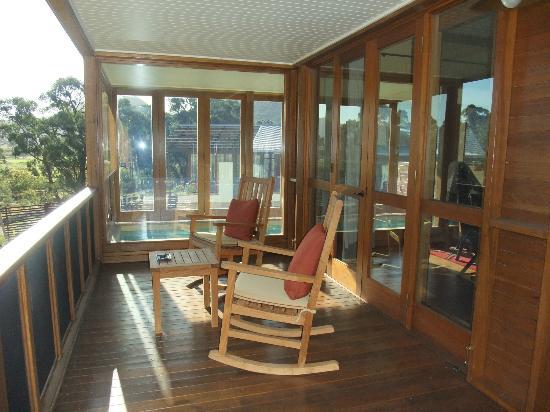Emirates One&Only Wolgan Valley: 部屋とプライベートプール