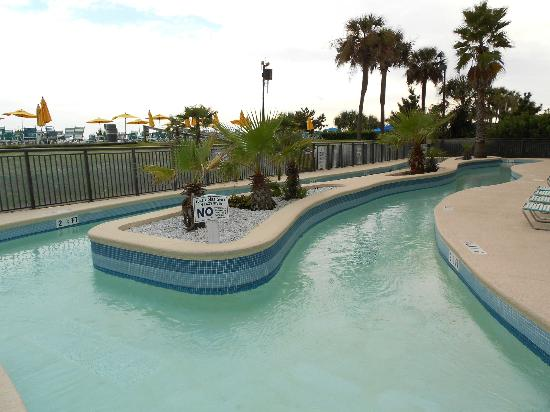 Dayton House Resort: Lazy river