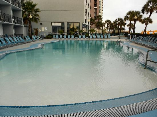 Dayton House Resort : Walk-in pool