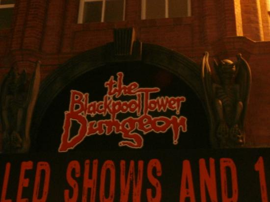 The Blackpool Tower Dungeon: Blackpool Tower Dungeon