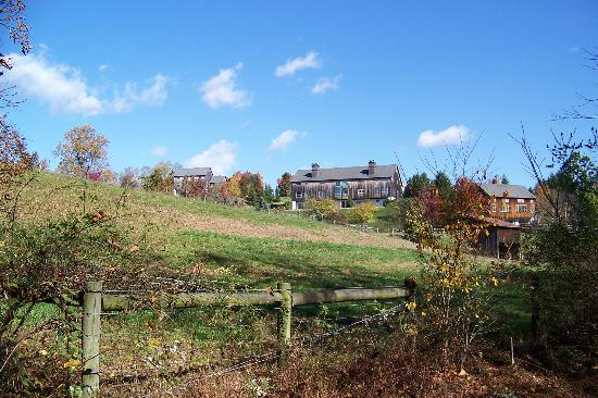 Glasbern Inn - Fogelsville / Allentown: Country setting