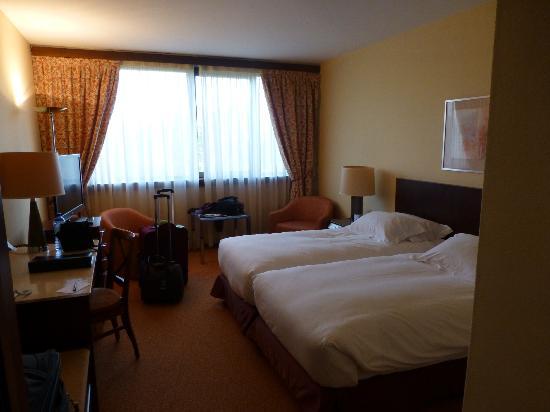 Hilton Strasbourg: double room