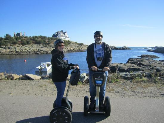 Segway of Newport: segways in newport 10/12