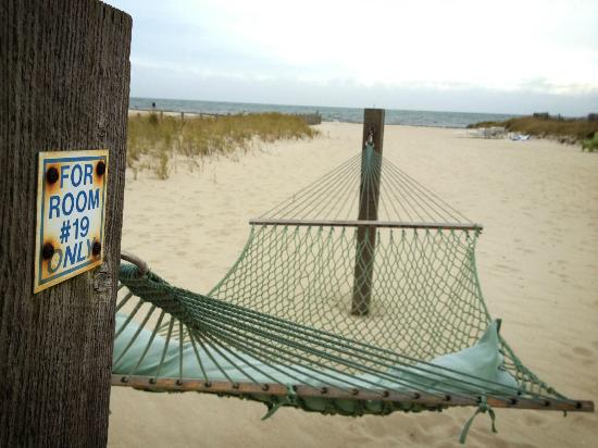 Inn On The Beach: Private Hammock for Beach House