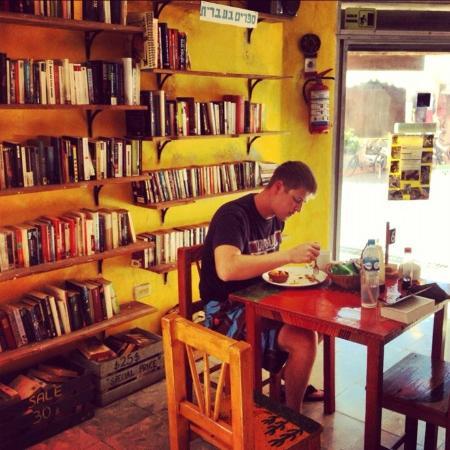 Manana Restaurante & Bookshop: Brunch at Manana