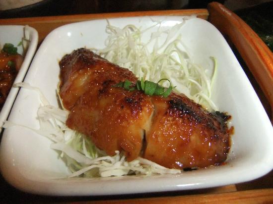 Tokoname Restaurant: Misoyaki Butterfish