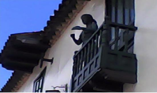 Balcones de la Candelaria