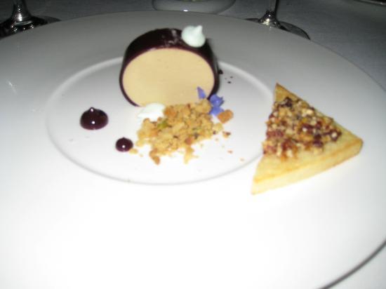 L'Espalier: Foie Gras