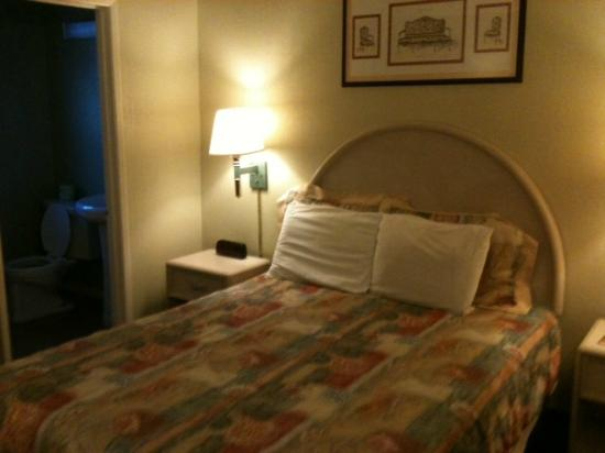 A&A Lake Tahoe Inn: Room #105