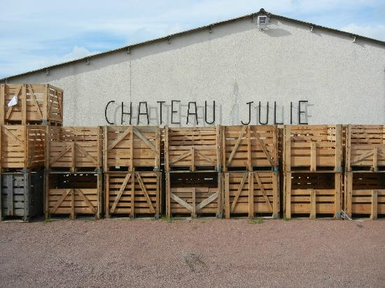 Chateau Julie: Winery