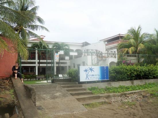 Hc Liri Hotel Fachada Del