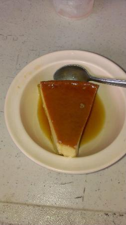 Ecoquest Adventures & Tours: Flan made by