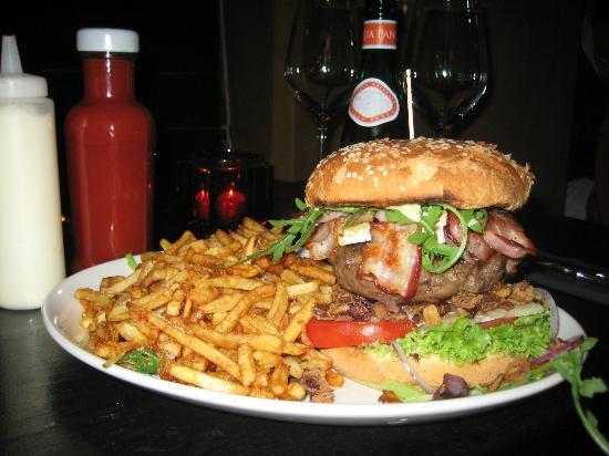 Ruben & Carla : Burger heaven