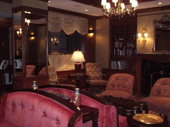 โรงแรมเดอะ มิลเบิร์น: Hote Lobby