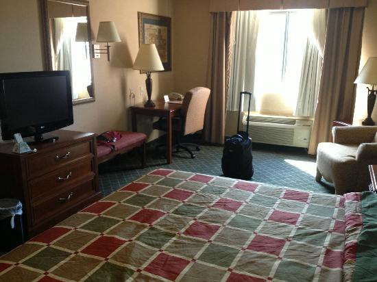 Best Western Plus The Woodlands: room