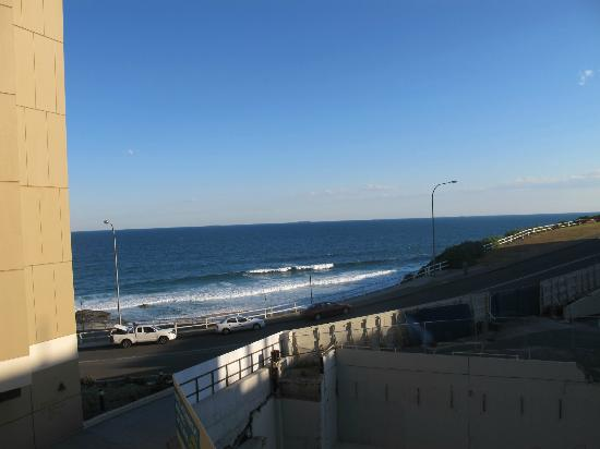 "Novotel Newcastle Beach: The ""view"""