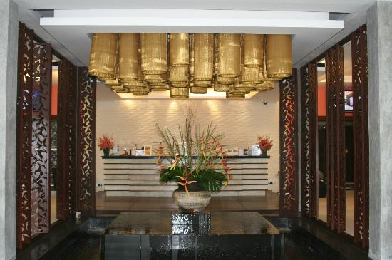 Wyndham Sea Pearl Resort Phuket: Lobby