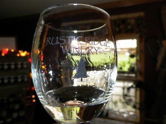 Rustic Ridge Winery: Yum!