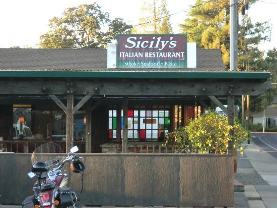 Italian Restaurant Hidden Valley Lake Ca