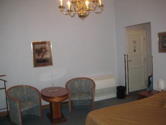 Hotel Pod Vezi: Room