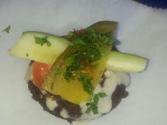 Sahara Arabic Grill and Falafel : Falafel