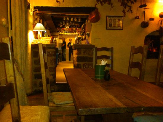 The Bear Inn: The Bear bar