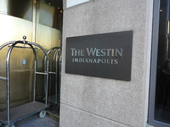 The Westin Indianapolis: Hotel