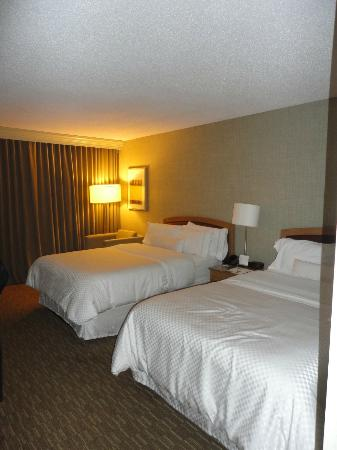 The Westin Indianapolis: View of Room