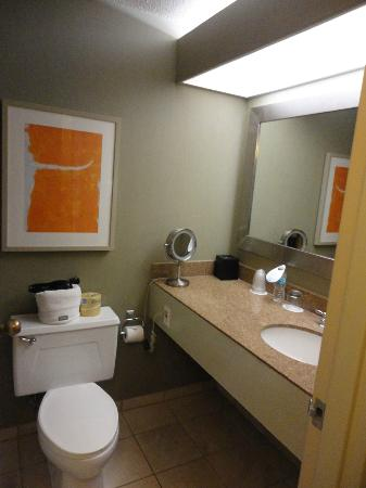 The Westin Indianapolis: View of Room- Bathroom