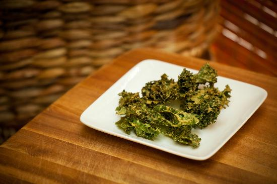 Cafe by Tao: Kale Chips