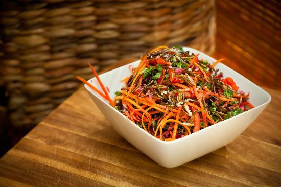 Cafe by Tao: Wild Rice Salad