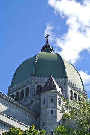 St. Joseph's Oratory of Mount Royal: Dome