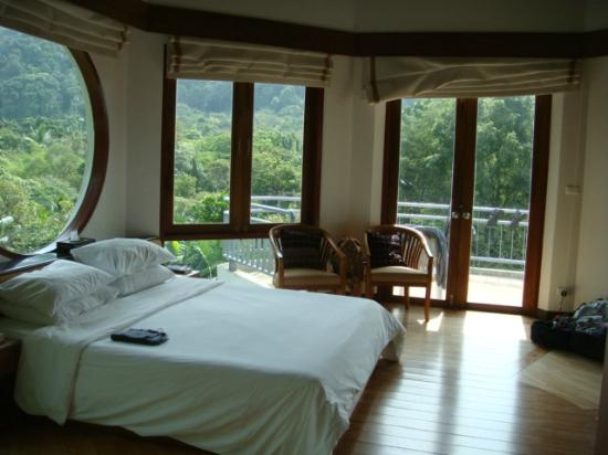 Krabi Resort: luxury room view
