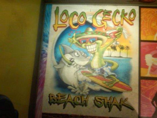 Gecko Restaurant Myrtle Beach