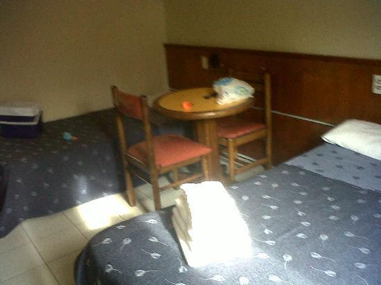 Providencia Apart Hotel: camas