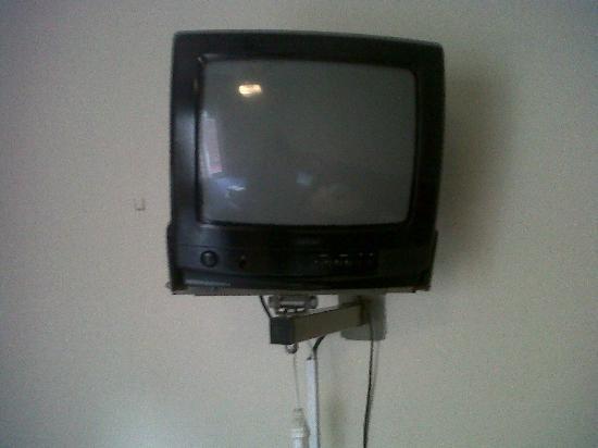 Providencia Apart Hotel: televisor