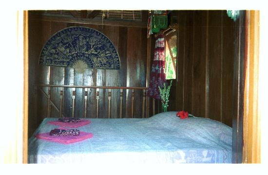 Villa Gading: Upstairs bedroom