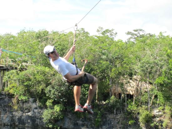 Riviera Adventours: More zip lining